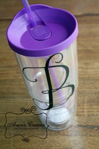 Monogram Cup For Teachers