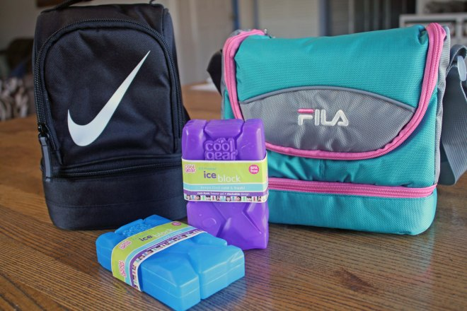 Back to School Lunchbox Prep and Lunchbox notes