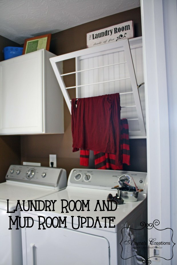 Laundry and Mud Room Update