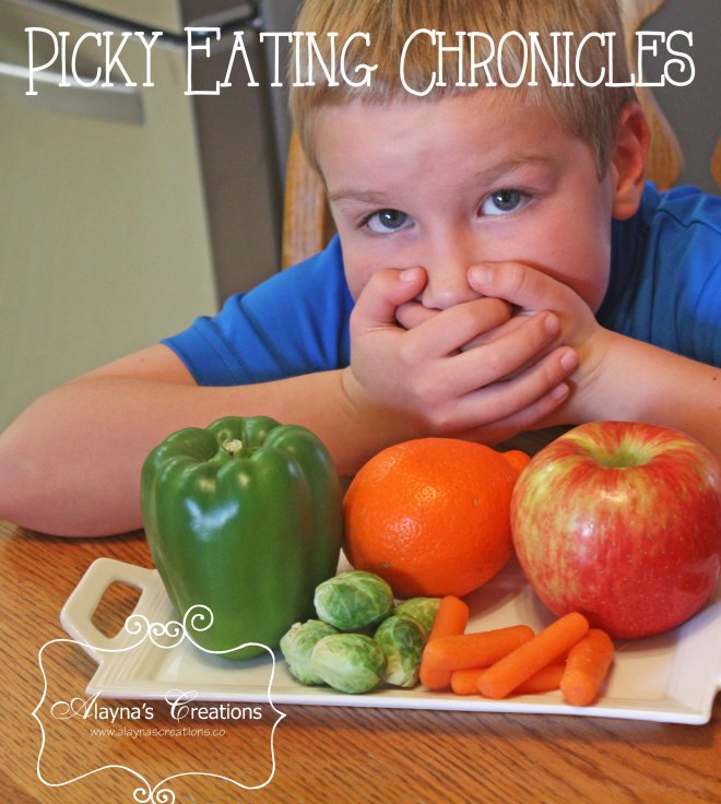 Picky Eating Chronicles Blog