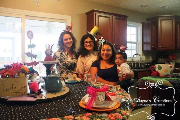 30th Unbirthday Suprise Birthday Party Alice In Wonderland