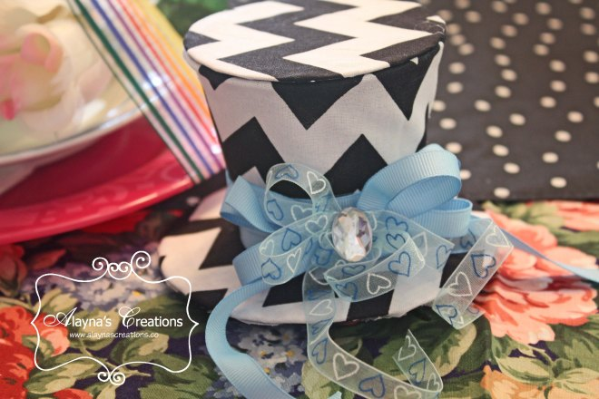 DIY Mad Hatter Hat Hair Clip