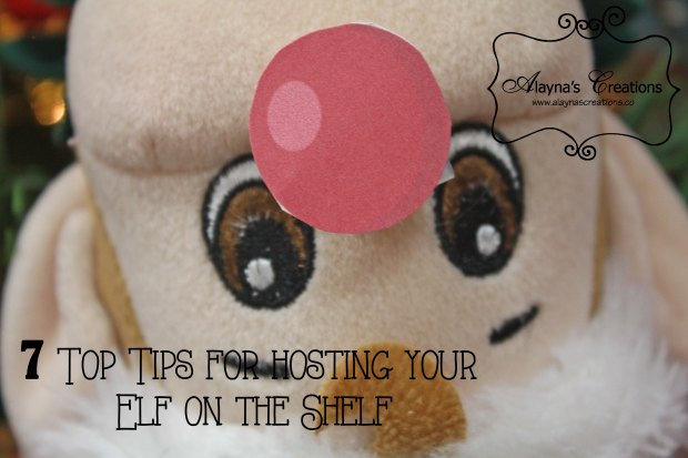 7 Top Tips for Hosting Your Elf on the Shelf