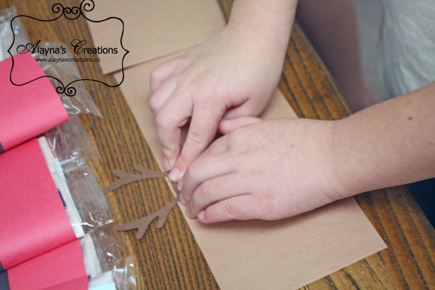 Assembling these cute classmate Christmas gifts is so easy even the kids can do it