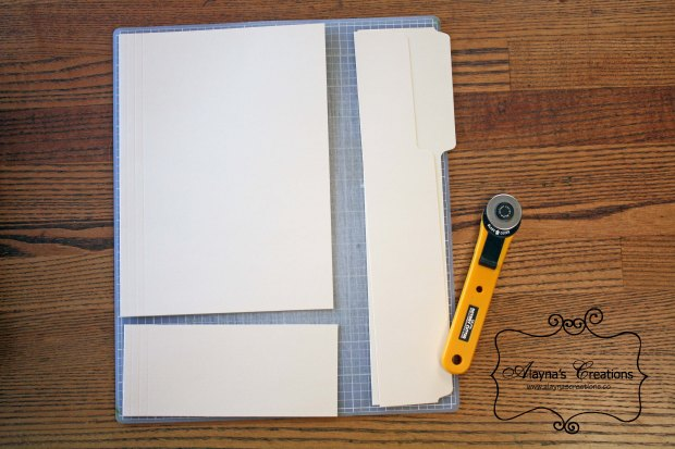 How to Make your Own Mini  Top Secret File Folder for Avengers Birthday Party Invitation
