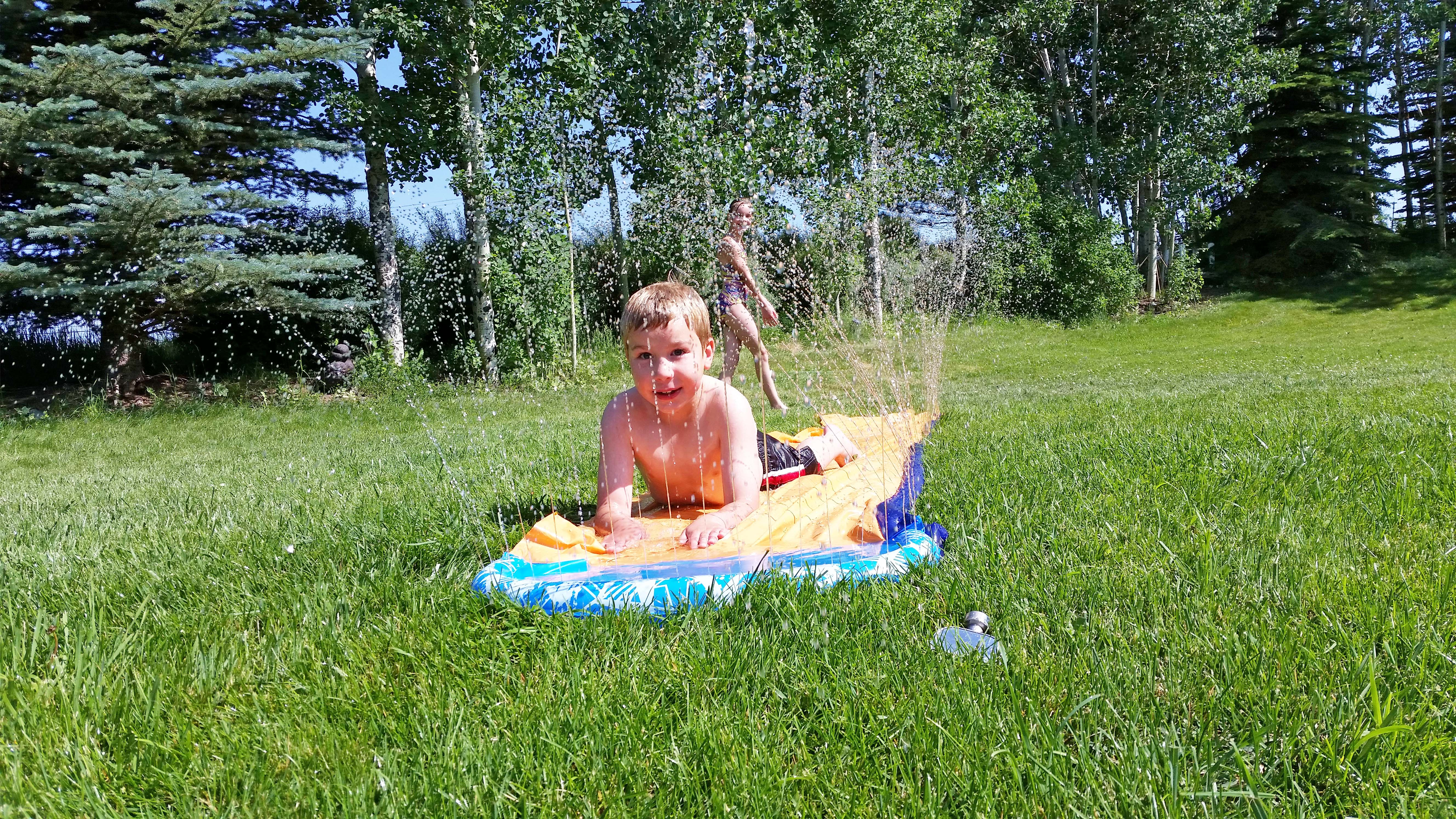 Summer Fun Witouth Breaking the Bank Sprinklers